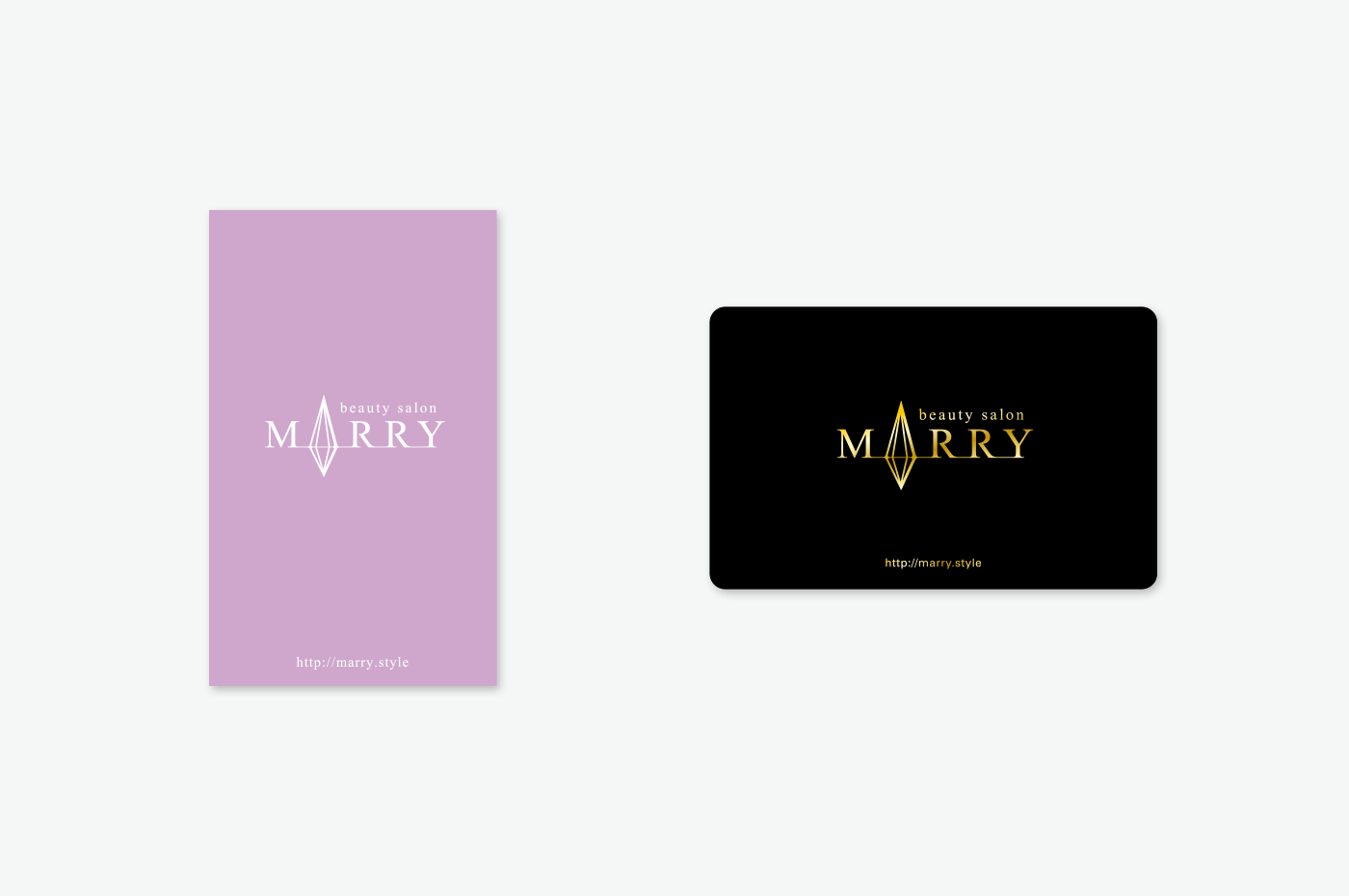 名刺・会員カードデザイン制作
