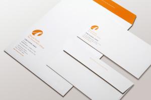 税理士事務所 封筒デザイン制作