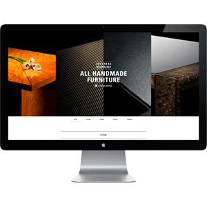 家具メーカーホームページリニューアル制作