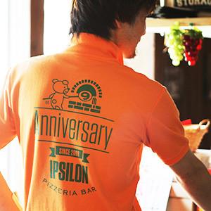 飲食店ポロシャツデザイン制作
