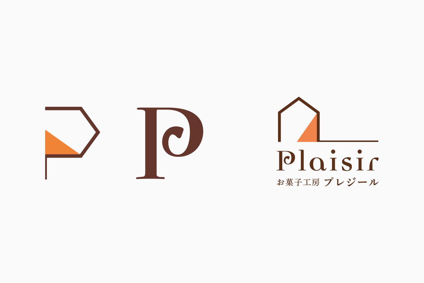 お菓子教室 ロゴデザイン制作