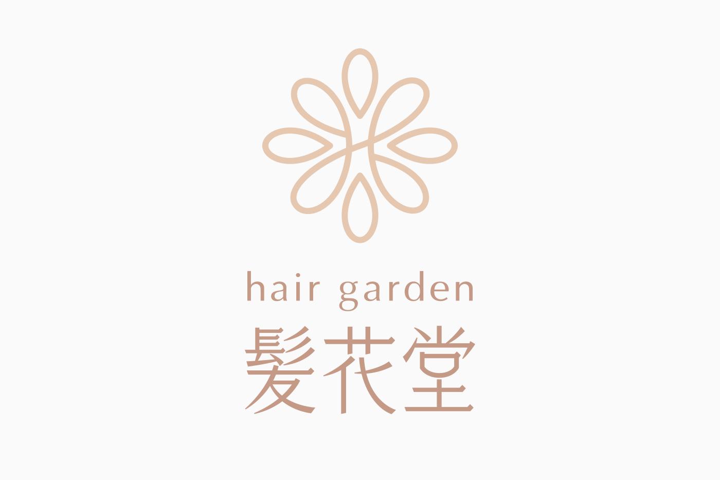 美容室 ロゴデザイン制作