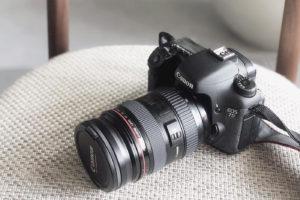 カメラEOS7D