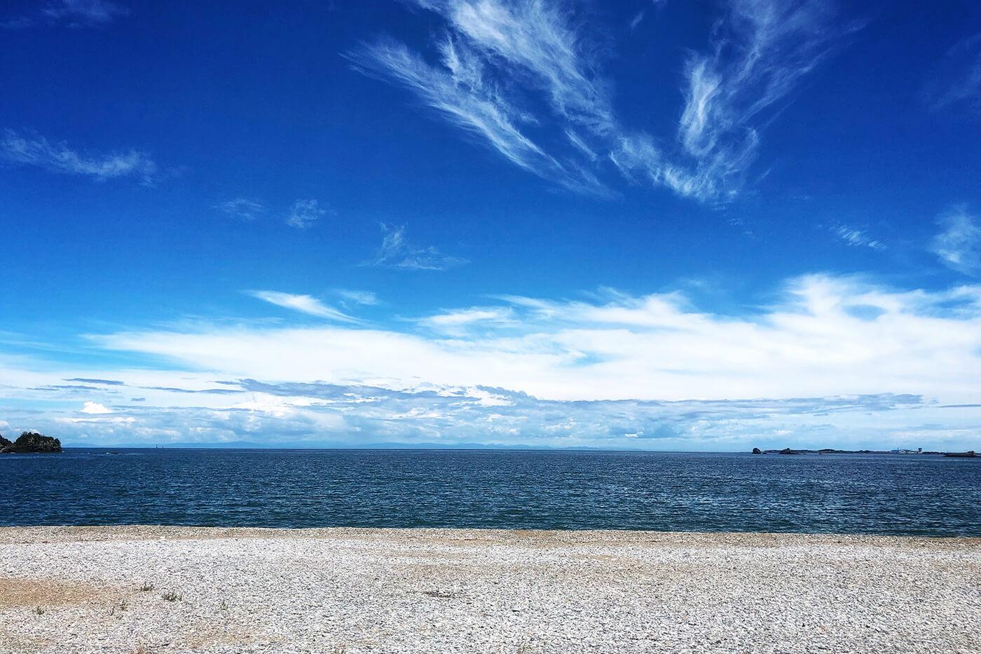 大神子海岸