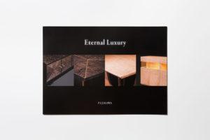 家具パンフレット デザイン制作